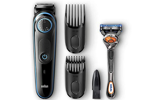 Braun BT5040 Beard Trimmer and Hair Clipper