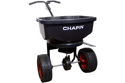 Chapin All Season 80-Pound Capacity Professional Spreader
