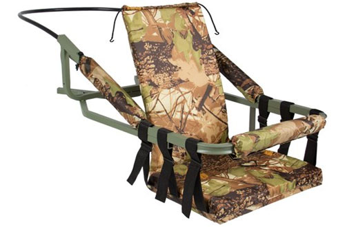 Potable ClimbingTree Stand Hunting Deer Bow Game with Harness