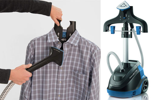 Rowenta IS6520 1500-Watt Master 360 Garment Steamer