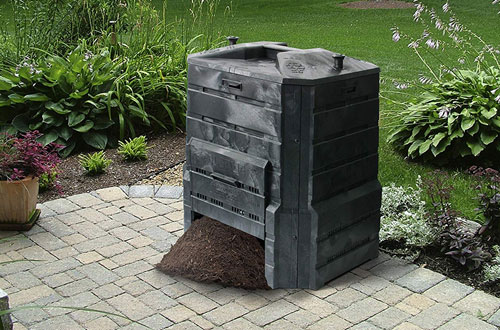 Algreen Products Soil Saver Outdoor Classic Compost Bin