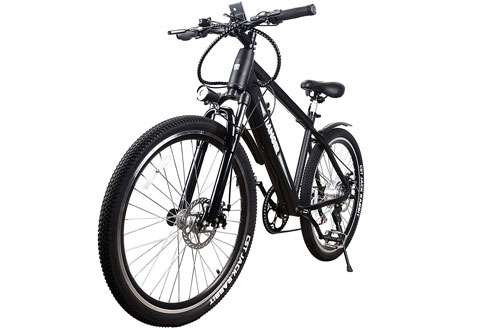 NAKTO Super Power Brushless Motor Electric Mountain Bicycle