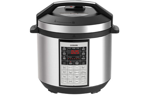 COSORI Instant Stainless Steel Pot Electric Pressure Cooker