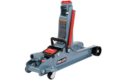 Pro-Lift F-767 Grey Low Profile Floor Jack - 2 Tons