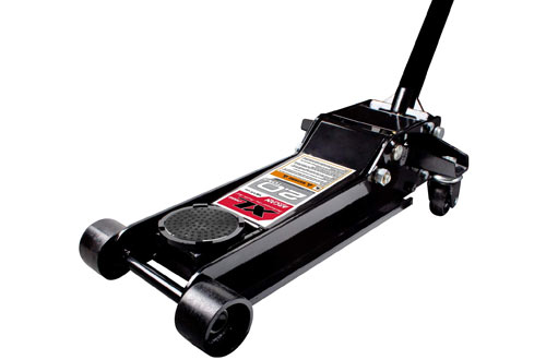 Arcan XL20 Black Service Low Profile Floor Jack