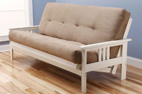 Top 10 Best Wood And Metal Futon Frames
