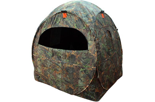 Leader Accessories Spring Steel Doghouse Hunting Blinds