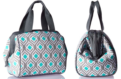 Fit and Fresh Lunch Bag for Women and Girls