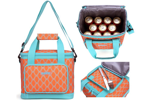 MIER Large Insulated Lunch Bag for Women