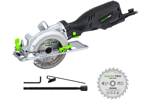 GALAX PRO 5.8Amp 3500RPM Mini Circular Saw