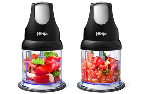 Ninja 16-Ounce Food Chopper Express Chop with 200-Watt