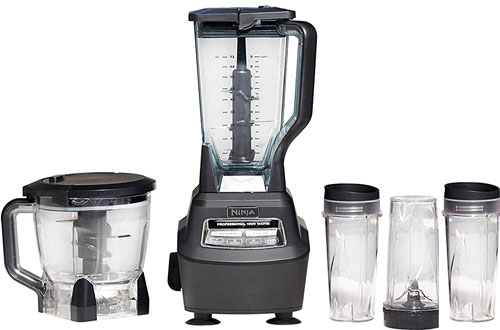 SharkNinja Mega Kitchen Blender System BL770 with Food Processor