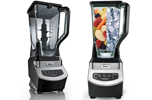 Ninja 1000 Watts Silver/Black Blender NJ600 72 Oz