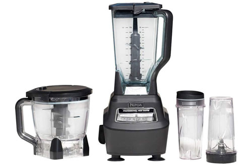 Ninja Mega Kitchen BL770 Auto-iQ Blender with Pitcher