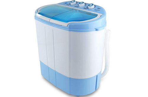 Version Pyle Portable Washer and Spin Dryer for Compact Laundry