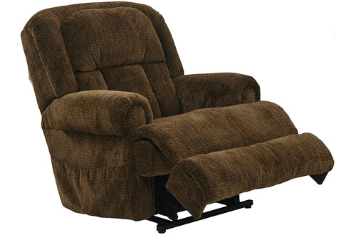 Catnapper Burns Power Dual Motor Full Lay Flat Lift Chair