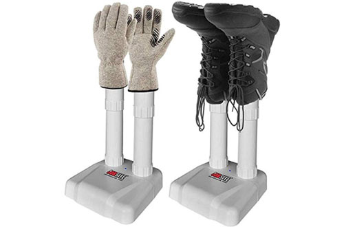 Jobsite Electric Boot and Shoe Dryer and Glove Dryer