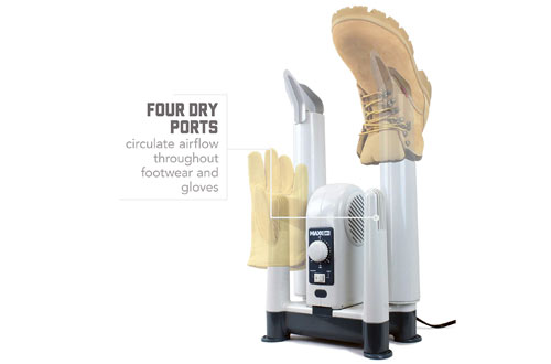 MaxxDry Heavy Duty Boot and Shoe Dryer and Glove Dryer