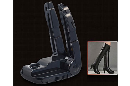 Manledio Portable Folding Electric Shoe Boot Dryer and Warmer