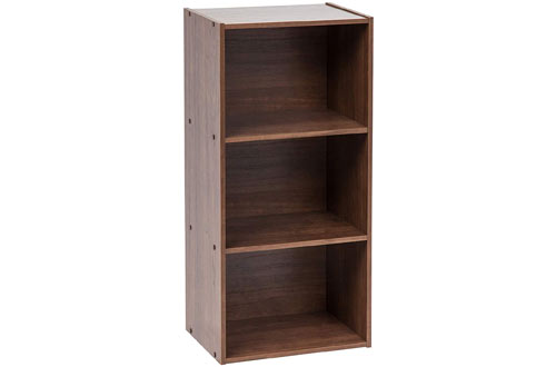 IRIS USA Solid Wood Bookcase
