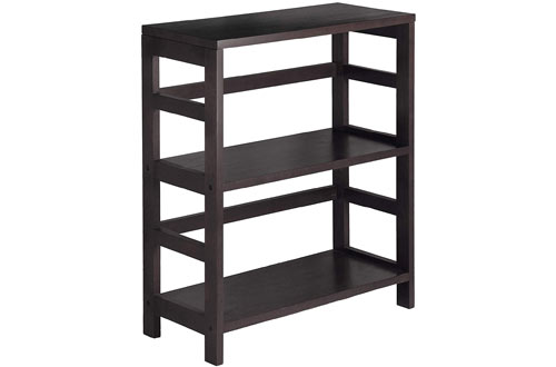 Winsome Wood 92326 Leo Model Shelving for Book and Storage