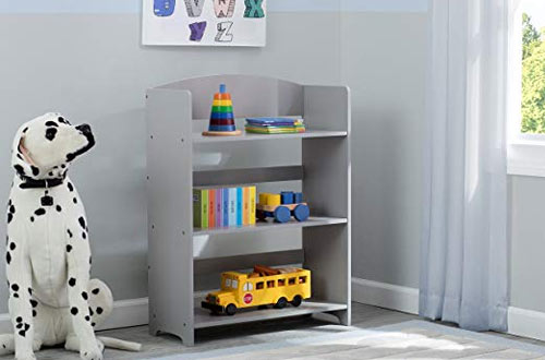Delta Children MySize Grey Bookshelf