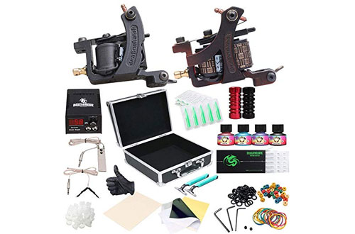 Dragonhawk Complete Tattoo Machine Gun
