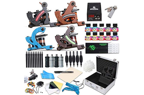 Dragonhawk Complete Tattoo Standard Tunings Machines