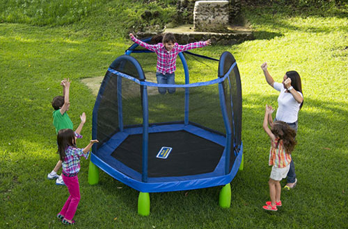 Sportspower Outdoor Trampoline with Net