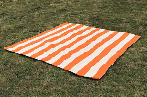 MARQUESS Indoor Large Washable Rug for Beach, Camping & Activities