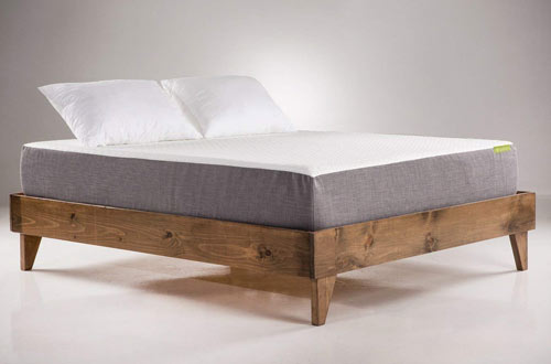 Cardinal & Crest  King Wood Platform Bed Frame
