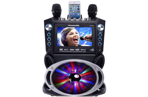 Karaoke GF842 Karaoke System with TFT Color Screen