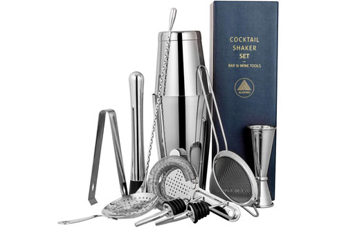 ALOONO 11-Piece Cocktail Shaker Bar Set