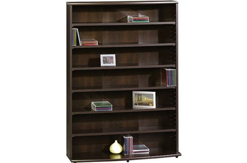 Home Indoor Shelves Stand Multimedia Storage Tower Organizer