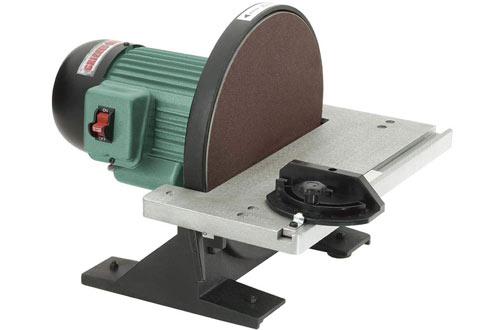 Grizzly G7297 12-Inch Disc Sander
