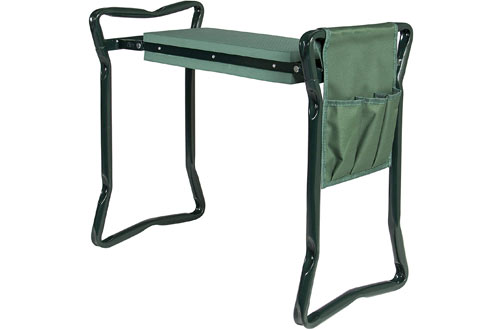 Best Portable Foldable Garden Stool Kneeler and Seat