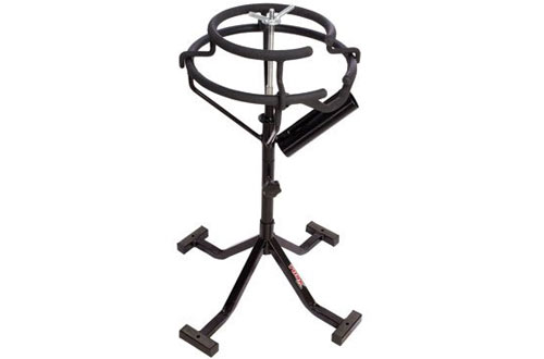 Tusk Tusk Adjustable Height Motorcycle Tire Changing Stand