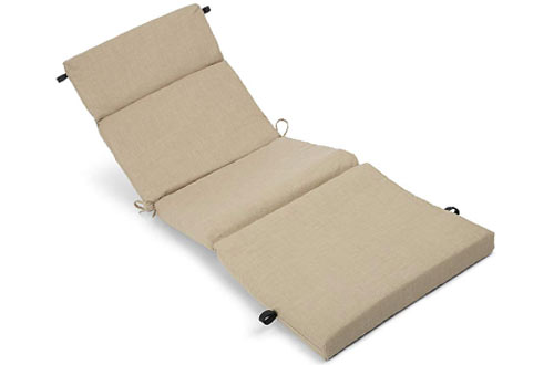 Top 10 Best Outdoor Chaise Lounge Cushions Reviews In 2019