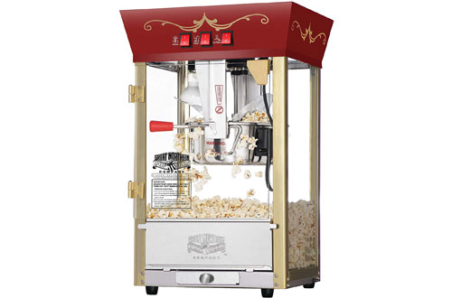 Top 10 Best Commercial Popcorn Machines For Sale Reviews