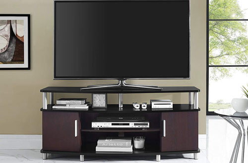 "Ameriwood Home Carson TV Stand for TVs up to 50"" Wide"