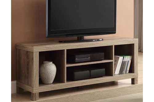 Cross Mill Rustic Oak TV Stand
