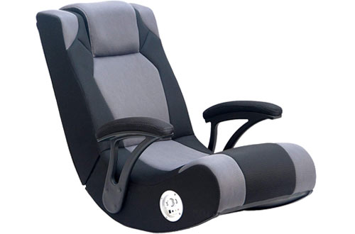 Game Chair XPro 200 Video Rocker With Headphone Jack