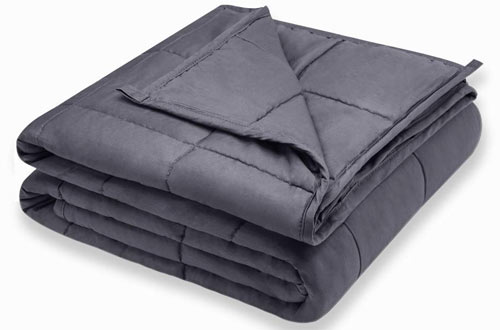 Weighted Idea Cotton 15 lbs Weighted Blanket