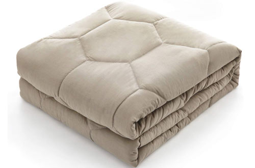 YEMYHOM Queen/King Size Weighted Blankets
