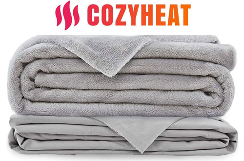 Degrees of Comfort Weighted Blanket for Hot & Cold Sleepers
