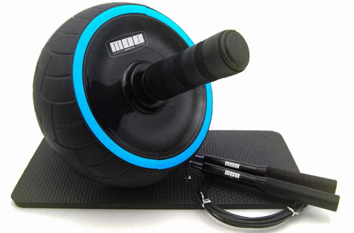 MOB Athletics Ab Roller Wheel Kit for Abdominal Exercise