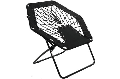Harvil Portable Hexagon Bungee Chair