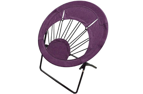 Impact Canopy Portable Round Folding Bungee Chair