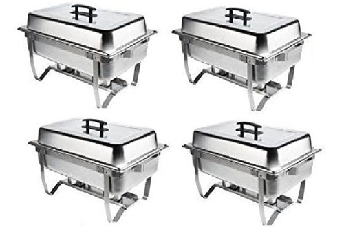Chafer Premier Stainless Steel Chafer Dish Sets