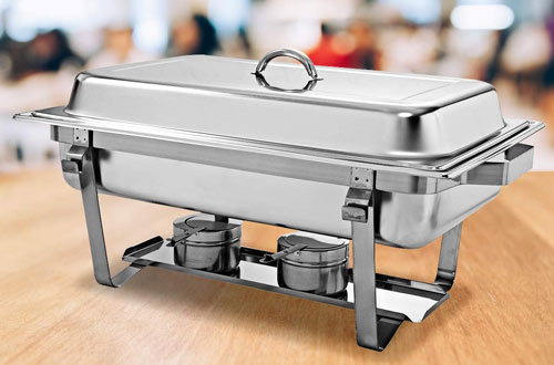 Giantex Chafing Chafer Dishes with Chafing Food Pan